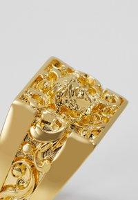 Versace - Ring - oro caldo - 5