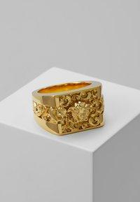 Versace - Ring - oro caldo - 0