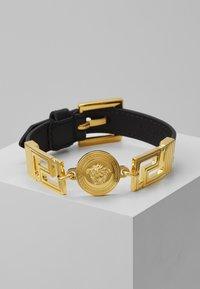 Versace - Bracelet - nero/oro caldo - 0
