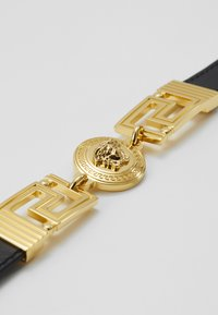 Versace - Bracelet - nero/oro caldo - 2