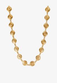 Versace - Náhrdelník - gold-coloured - 1