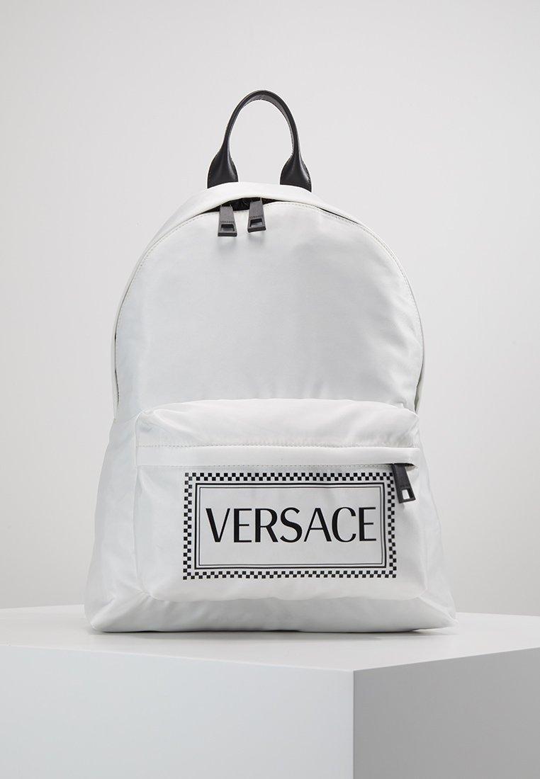 Versace - Rugzak - bianco/nero