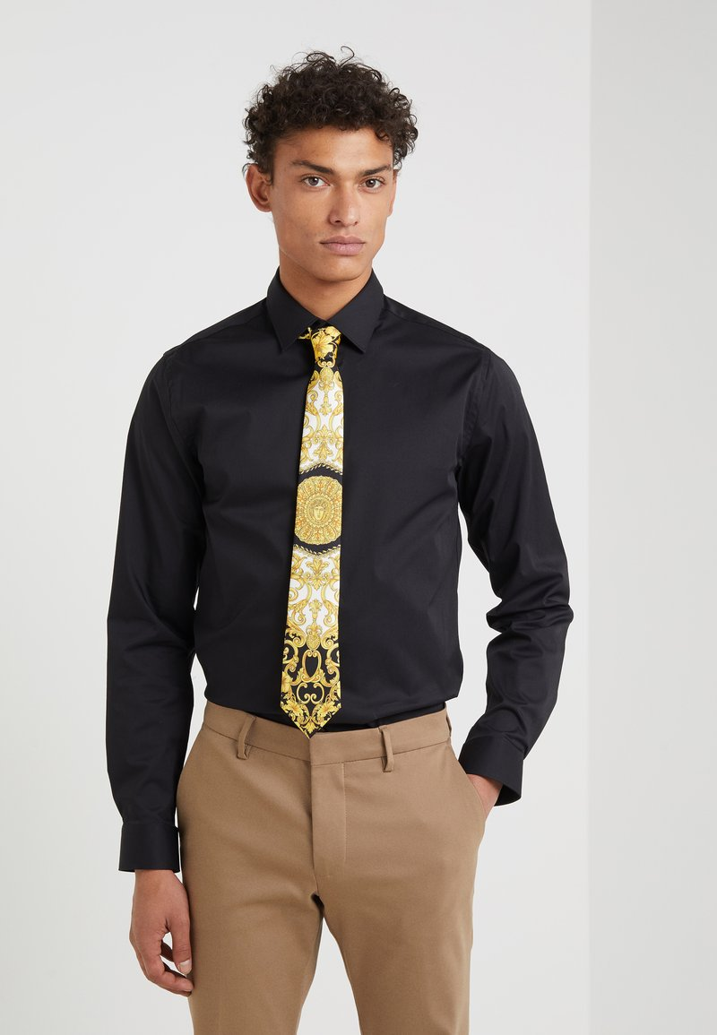 Versace - Cravate - nero/oro