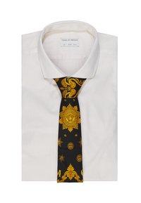 Versace - Krawat - nero/stampa - 1