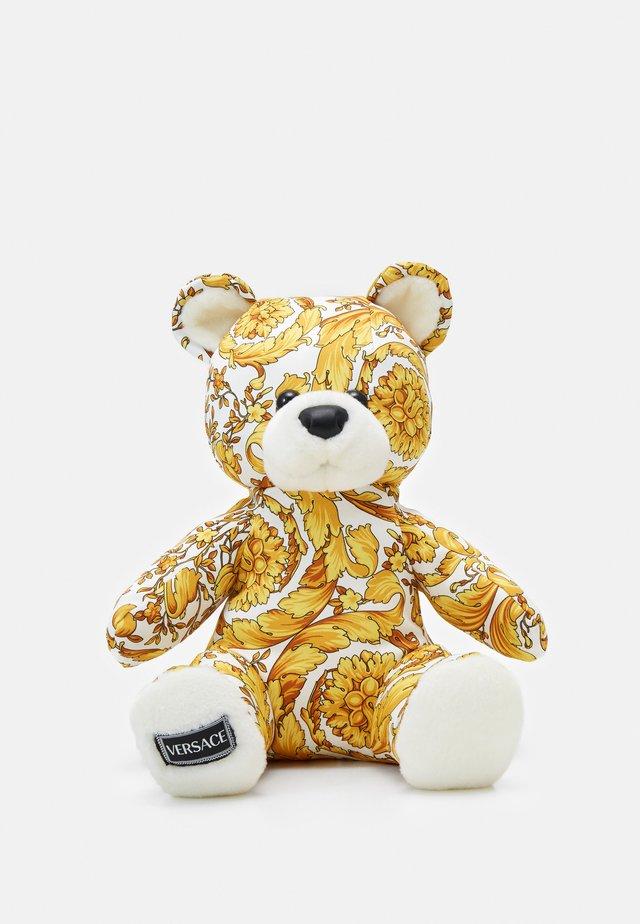 ORSACCHIOTTO BAROCCO  - Cuddly toy - bianco-oro/off white