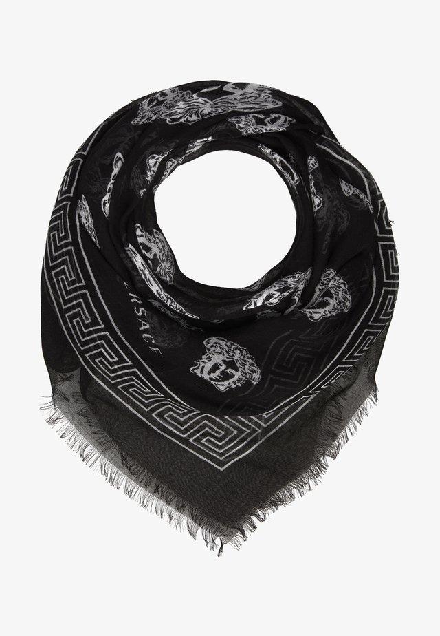 Foulard - nero/bianco