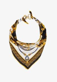 Versace - Šátek - nero/oro - 0