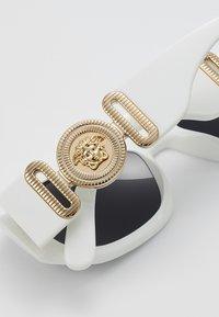Versace - Sunglasses - white/black - 5