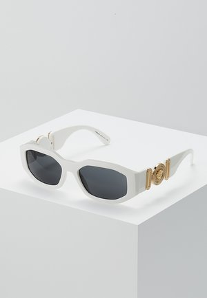 Sunglasses - white/black