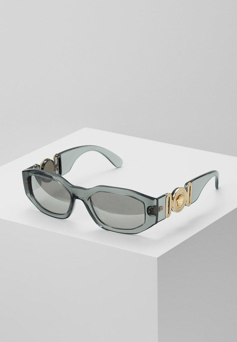 Versace - Sunglasses - transparent grey