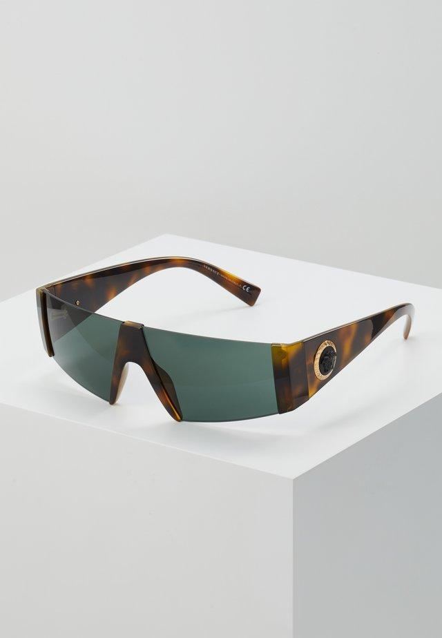 Occhiali da sole - havana/green
