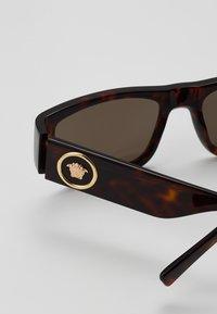 Versace - Sonnenbrille - havana - 4