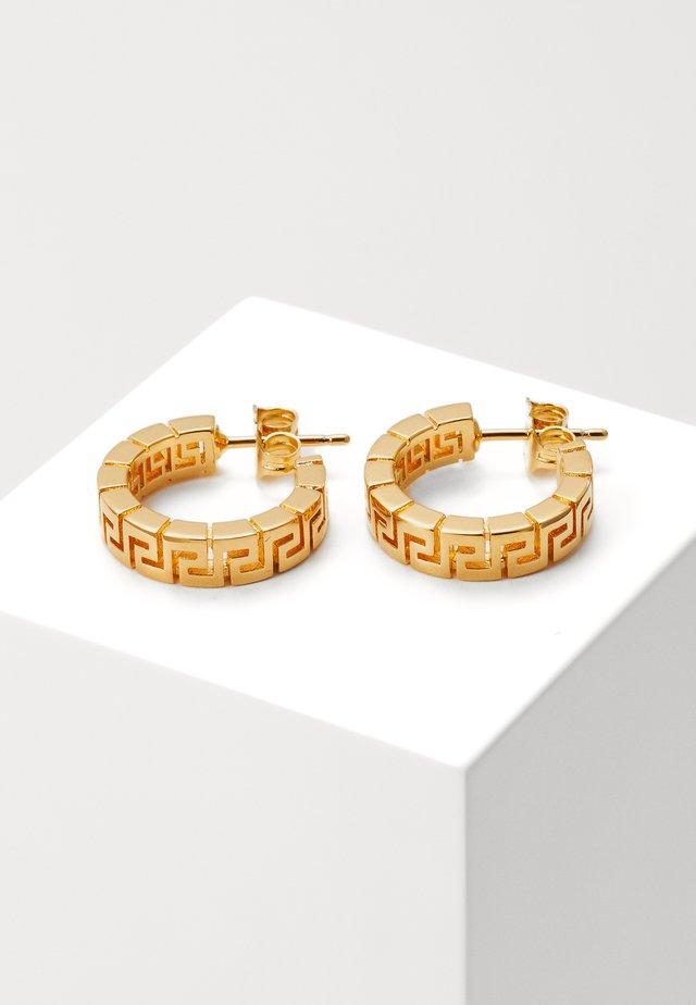 Örhänge - gold-coloured