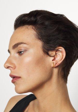 UNISEX - Boucles d'oreilles - gold-coloured