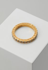 Versace - Bague - nero/oro tribute - 1