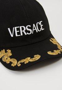 Versace - Cap - nero - 2
