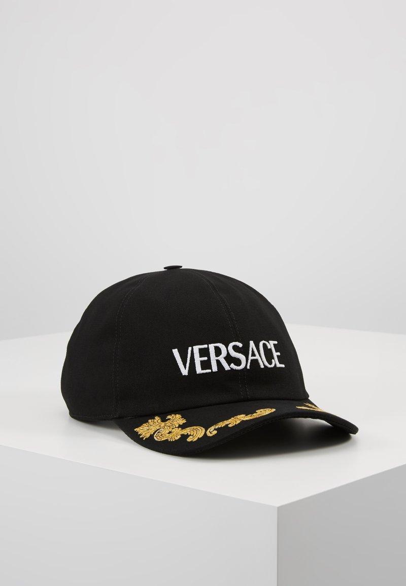 Versace - Cap - nero