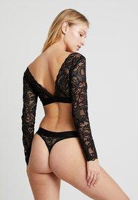 Versace - INTIMO DONNA - Maglietta intima - nero - 2