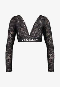 Versace - INTIMO DONNA - Maglietta intima - nero - 4