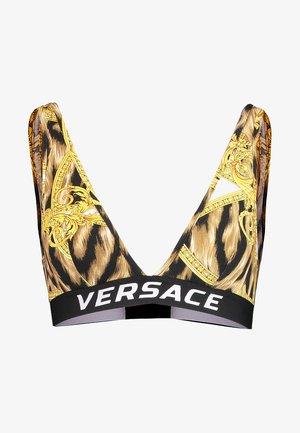 INTIMO DONNA - Triangle bra - gold/white/black