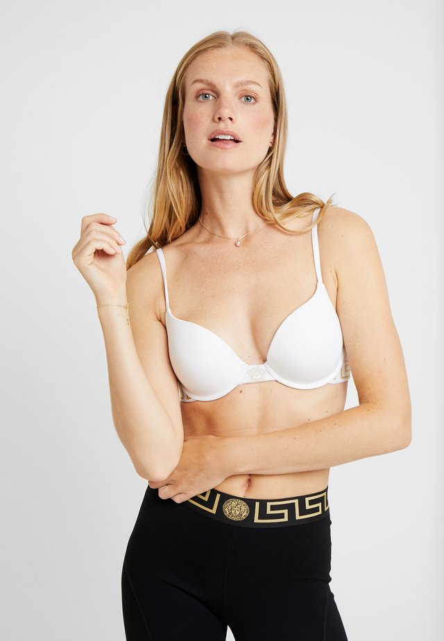 INTIMO DONNA - Soutien-gorge push-up - bianco ottico