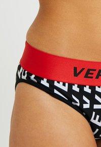 Versace - VERSUS MARE DONNA - Spodní díl bikin - nero - 4