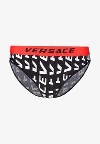 Versace - VERSUS MARE DONNA - Spodní díl bikin - nero - 3