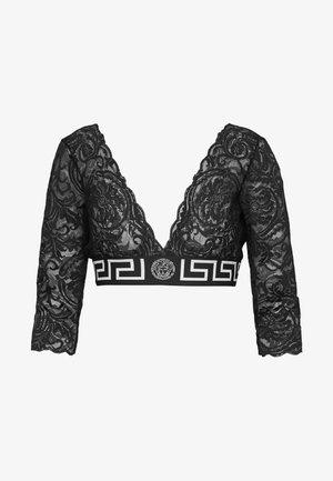 MANICA INTIMO DONNA - Maglia del pigiama - nero