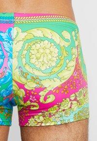 Versace - PARIGAMBA MARE UOMO - Plavky - multicolor - 2