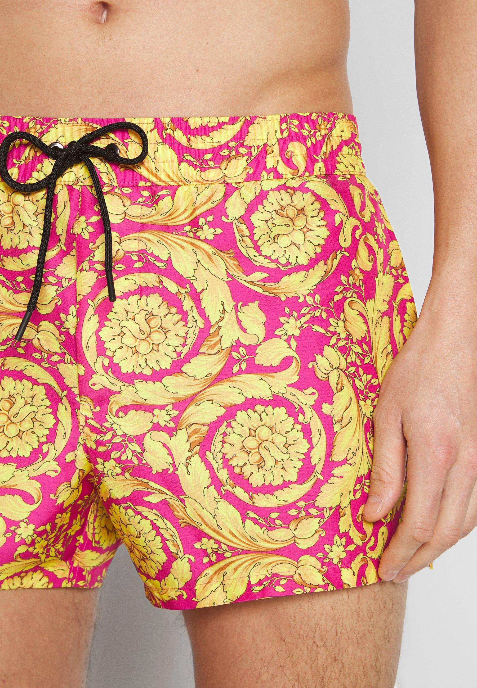 Versace BOXER MARE UOMO - Swimming shorts - fuxia