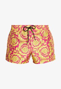 Versace - BOXER MARE UOMO - Surfshorts - fuxia - 3