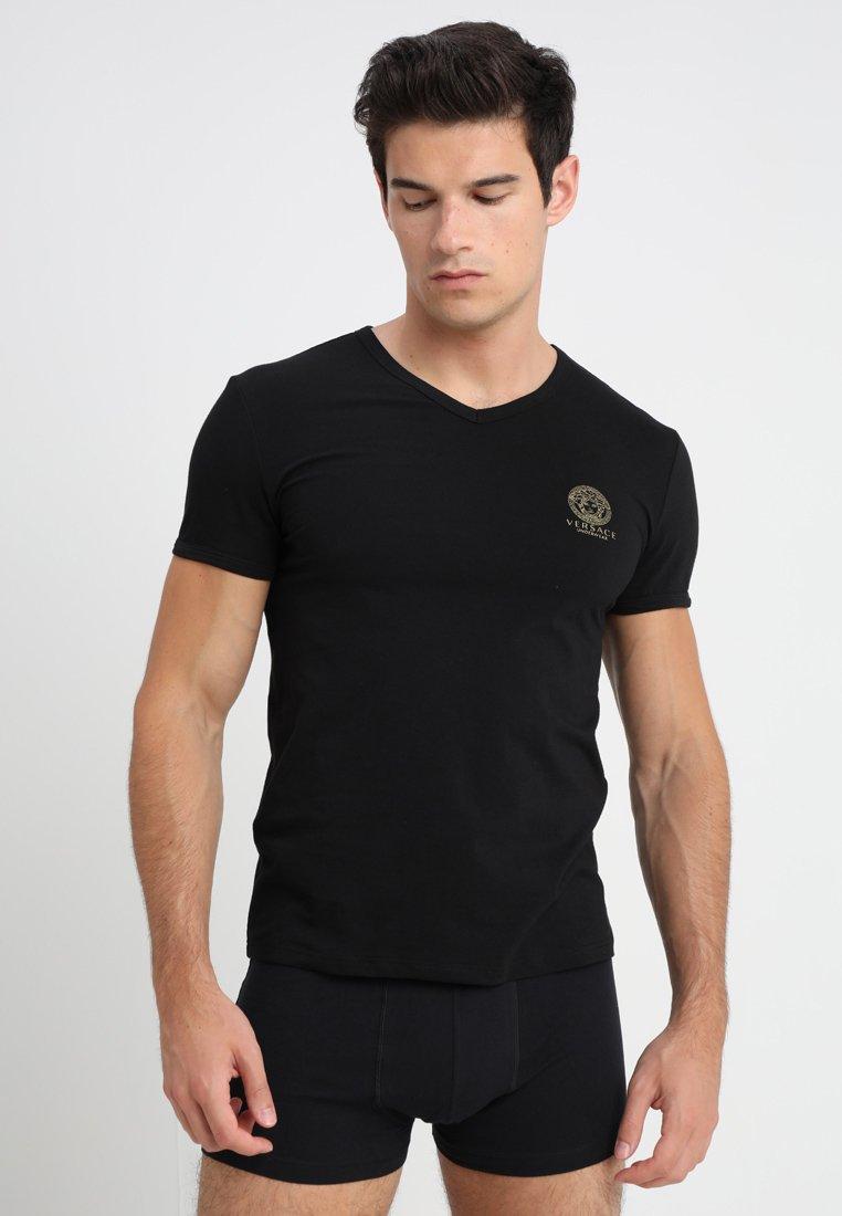 Versace - SCOLLO INTIMO  - Unterhemd/-shirt - black
