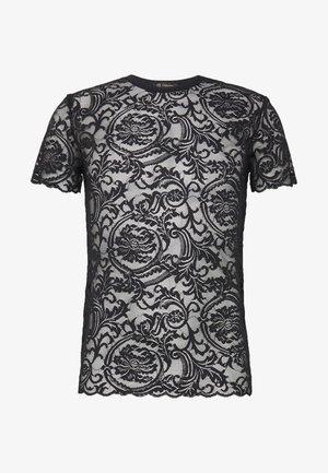 INTIMO UOMO - Maglia del pigiama - nero