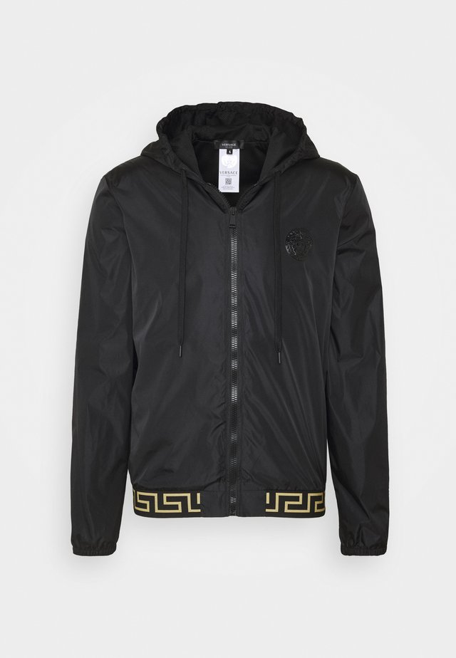 GIUBBINO GYM UOMO - Summer jacket - nero