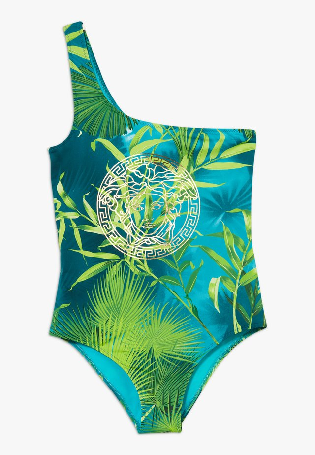 BEACHWEAR JUNGLE CAPSULE - Costume da bagno - verde/stampa