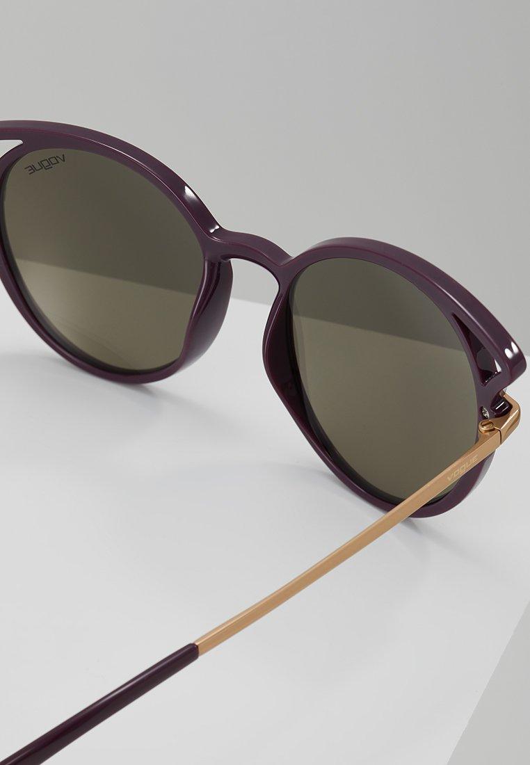 Light De Lunettes SoleilPurple Eyewear Brown Vogue f7gyb6