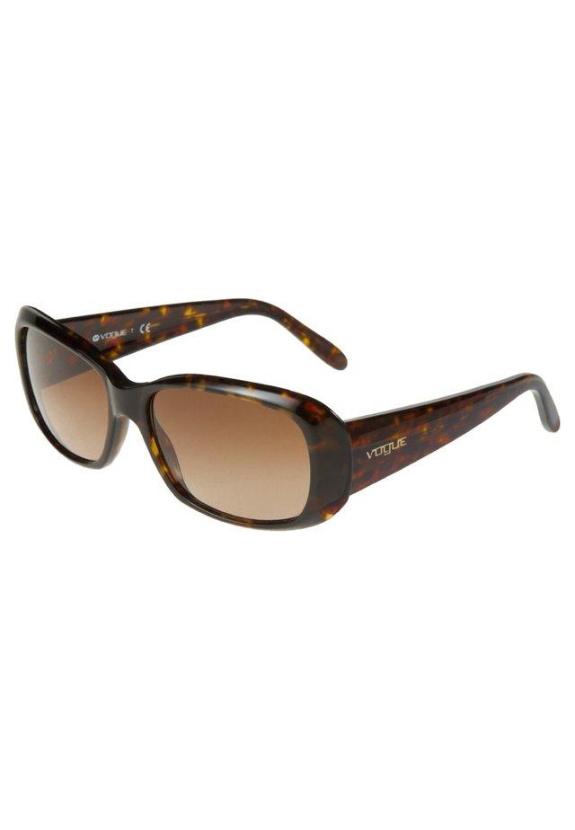 Sluneční brýle - dunkelbraun