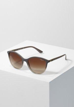 Sonnenbrille - opal grey/gradient grey