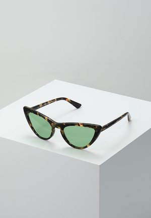 GIGI HADID - Sluneční brýle - brown