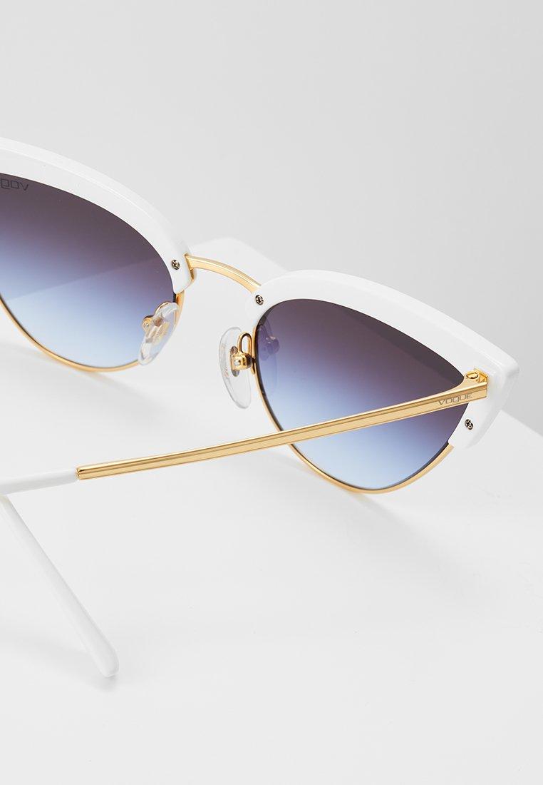 SoleilWhite coloured Vogue De gold Lunettes Eyewear 0O8PXnwk