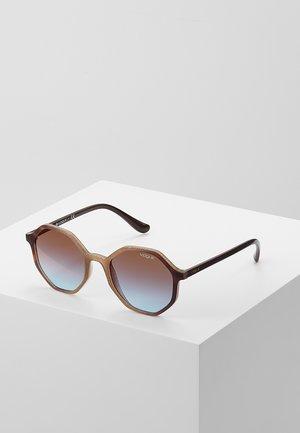 Sonnenbrille - opal beige