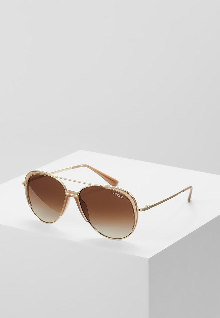 VOGUE Eyewear - Solbriller - pale gold-coloured