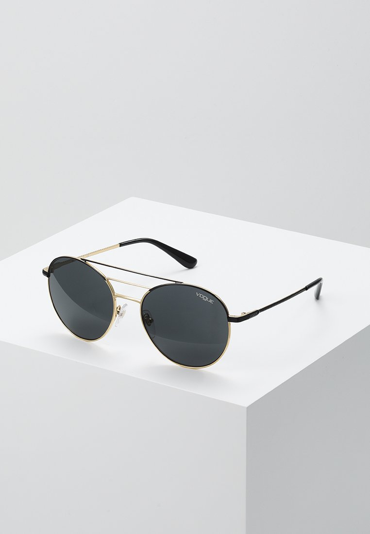 VOGUE Eyewear - Sunglasses - black/gold-coloured