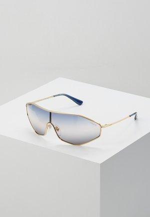 GIGI HADID G-VISION - Solglasögon - pale gold-coloured