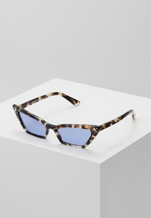 GIGI HADID SUPER - Solglasögon - brown/grey/havana
