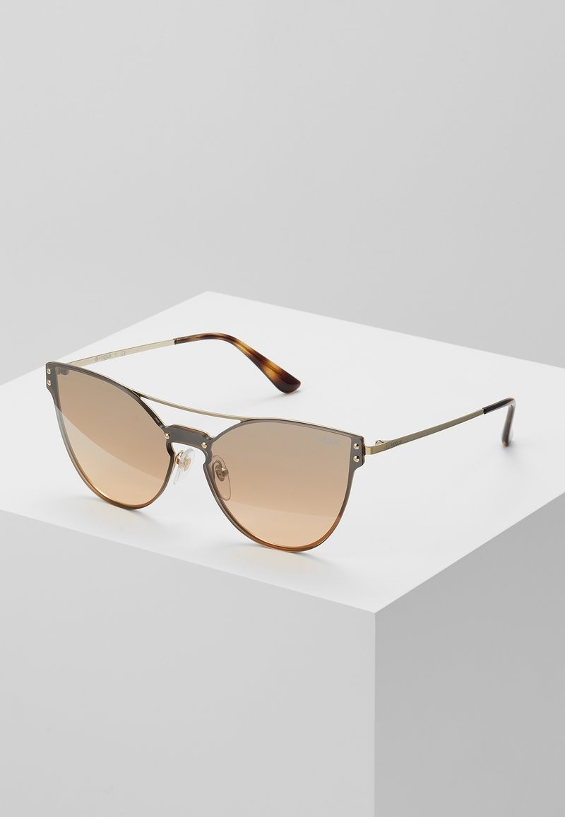VOGUE Eyewear - Gafas de sol - pale gold-coloured