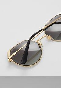 VOGUE Eyewear - Sonnenbrille - gold-coloured/black - 4