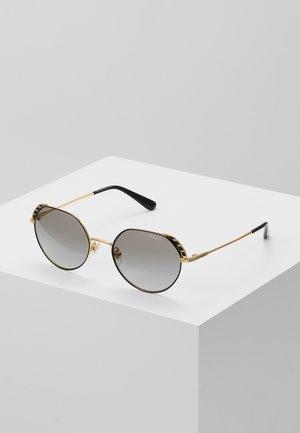 Occhiali da sole - gold-coloured/black