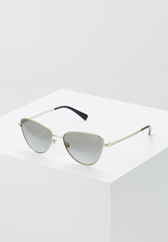 Occhiali da sole - gold/grey