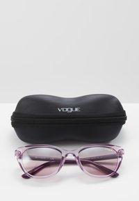 VOGUE Eyewear - Sunglasses - pink - 2